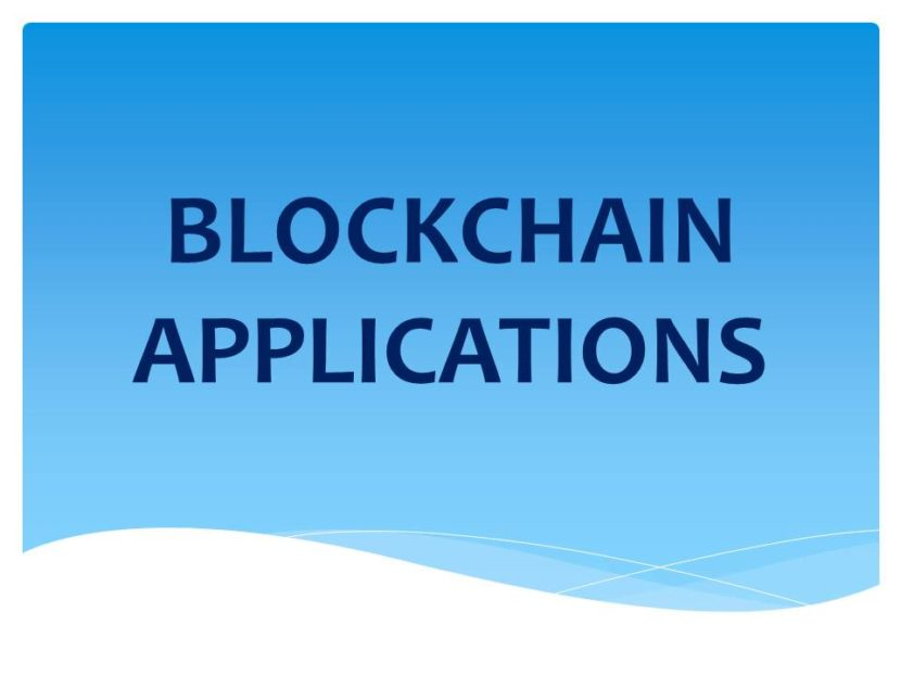 Real-World Scenarios Of Blockchain Applications