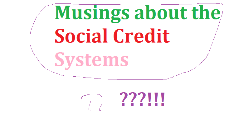 https://www.businessinsider.com/china-social-credit-system-punishments-and-rewards-explained-2018-4 What is Sesame credit China? What is social score? What is a credit system? How many CCTV cameras are in China? https://www.youtube.com/watch?v=Dkw15LkZ_Kw https://www.youtube.com/watch?v=_Z2F86v0-YE